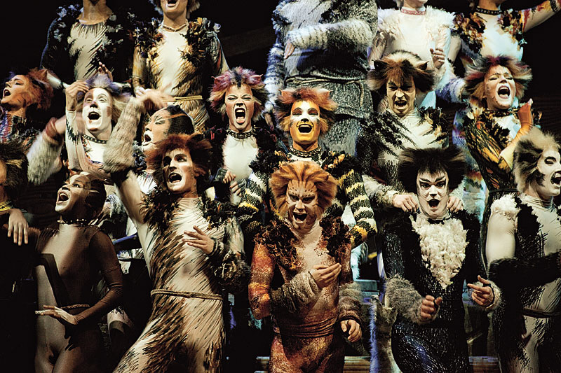 Cats Musical Entstehung