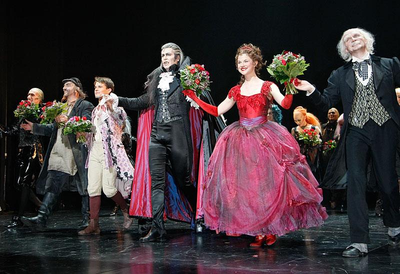 Tanz Der Vampire Musical Stuttgart Musical World