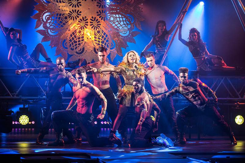 Bodyguard Musical 2015 Im Musical Dome Köln Musical World