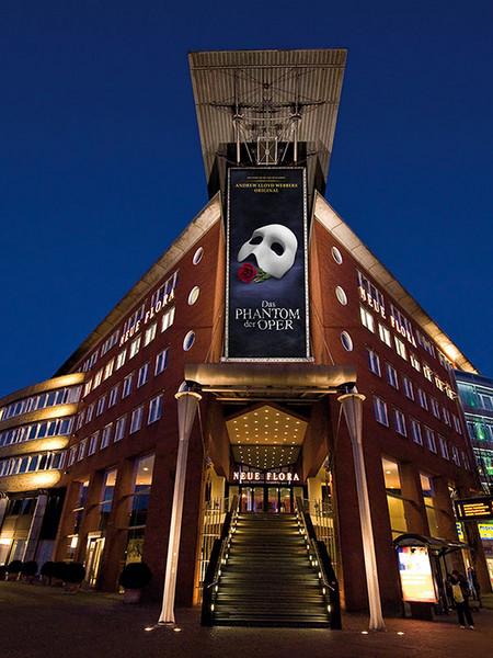 Das Phantom Der Oper Musical Hamburg 2014 Musical World