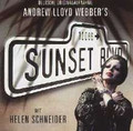 CD Cover Musical Sunset Boulevard