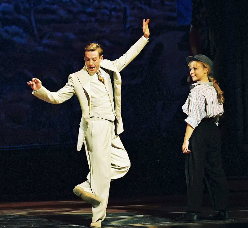 Musical crazy for you in gelsenkirchen foto majer finkes