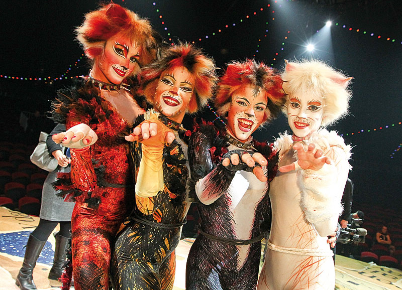Cats Musical  Frankfurt