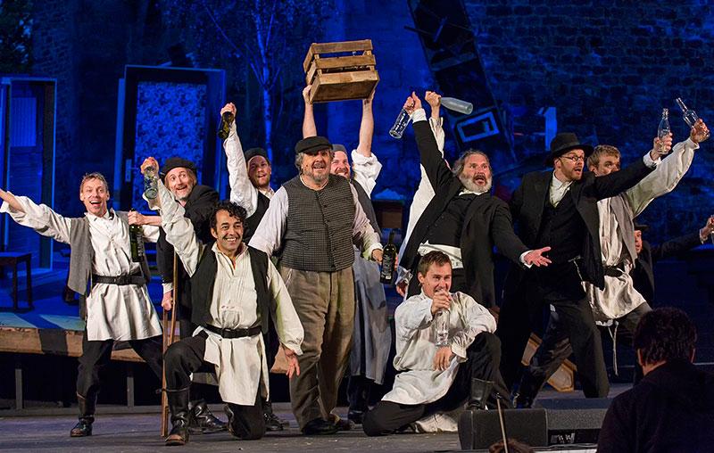 Musical Anatevka 2012 In Bad Hersfeld Musical World