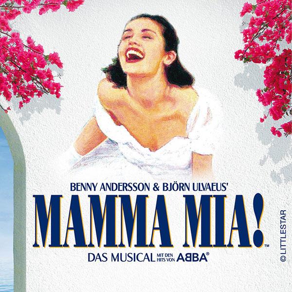 Musical Mamma Mia 2007 Im Operettenhaus Hamburg Musical