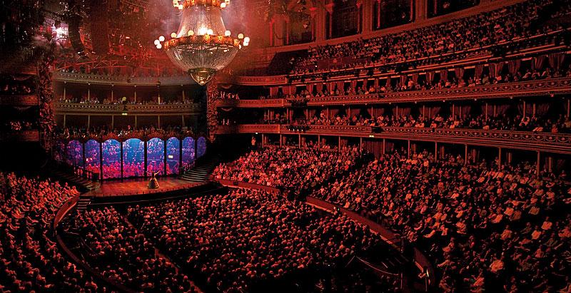 alber concert theater: