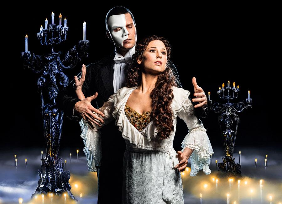 Phantom Der Oper Schwerin