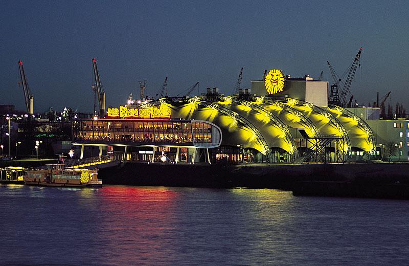Der König Der Löwen Musical Hamburg
